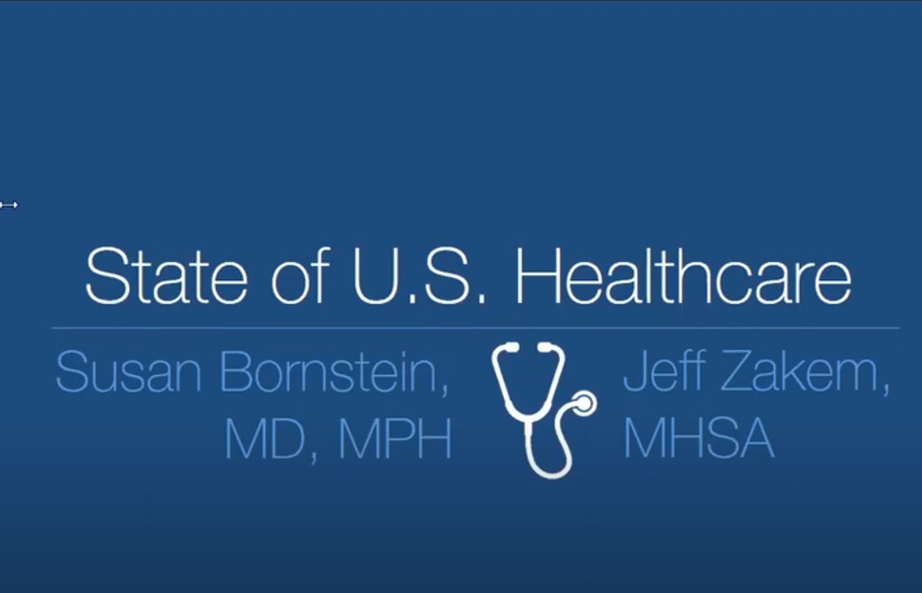 State of US Healthcare: Cost